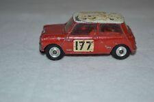 Corgi Toys 339 - Monte Carlo Ralley Mini - Red/White