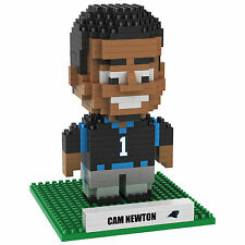 BRXLZ CAM NEWTON #1 NFL CAROLINA PANTHERS 3-D CONSTRUCTION TOY 403 PCS