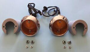 FORD MUSTANG 1964 - 1966 PARK & INDICATOR LIGHT LAMP ASSEMBLIES 1964 1965 1966
