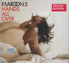 CD - Maroon 5 NEW Hands All Over Deluxe Edition FAST SHIPPING !