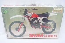 "Protar 1:9 SWM RS 125 MC CROSS MOTORCYCLE ""Racing Competition"" Metal Kit MISB`68"