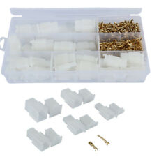 580Pc 2 3 4 6 9 Pin Automotive Electrical Wire Connector & Bullet Terminal Set