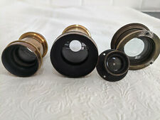 Brass lenses Lot