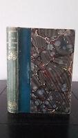 Lamartine - Primera Meditaciones Poéticas - 1848 - Edición Charles Gosselin