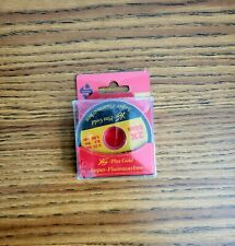 New listing XS-Plus Gold Super-Fluorocarbon 2X - 50m - Brand New Sealed