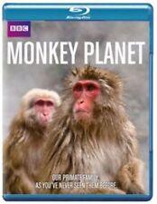 Monkey Planet - BBC Blu-ray 5060352300949