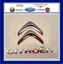 Genuine New Citroen Berlingo 2009 - Onward Rear Door Badge 9678113080