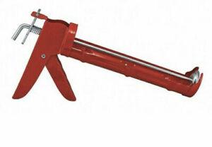 RED Pro Sealant Caulking Silicone Skeleton Gun | Fits Up to 310 ML