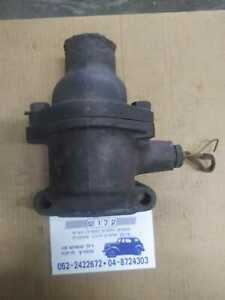 Vintage Opel Olympia / Rekord / Kapitan Thermostat Water Outlet Base + Cap Used