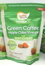 1 (30 Count Bag) HD Naturals Green Coffee + Apple Cider Vinegar