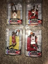 Upper Deck Pro Shots MICHAEL JORDAN Figures Complete Set: I-IV- NM/MNT/Sealed