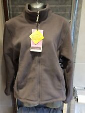 Result La Femme Ladies Semi-Micro Fleece Jacket Size M 12 BNWT