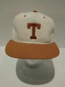 Vintage Texas Longhorns New Era Pro Model Fitted Cap Size 7