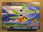 RC HX-242 Dragonfly King Helicopter Radio Control Complete PARTS OR RESTORE
