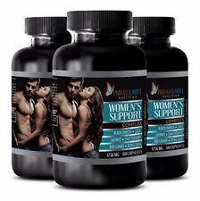 Female sex tablets - WOMEN'S SUPPORT COMPLEX - libido tonic diet - 3 Bottles