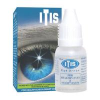 ITIS Ayurvedic Eye Drops, 10 ML For Healthy & Sharp Vision Expiry 2021