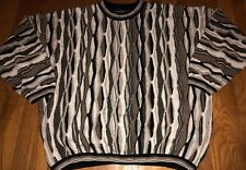 Vintage TUNDRA CANADA TEXTURED SWEATER SIZE LARGE