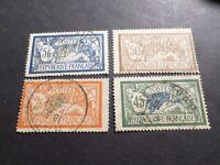 FRANCE LOT timbres CLASSIQUES MERSON CACHETS RONDS, oblitérés, OLD STAMPS