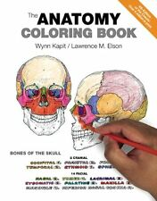 The Anatomy Coloring Book by Wynn Kapit, (Paperback), Pearson , New, Free Shippi