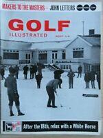 Rye Golf Club: Golf Illustrated Magazine 1967