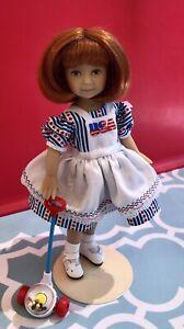 Mini working Fisher Price Popper for Ginny Heartstrings Barbie BJDs Doll Diorama