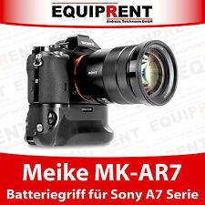 MEIKE mr-ar7 impugnatura batteria con telecomando per Sony a7 a7s a7r DSLM (eqm70)