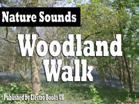 Nature Sounds: Woodland Walk - Relaxation Audio CD
