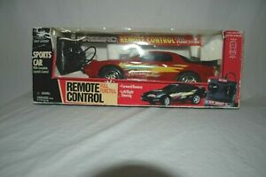 New Bright RC Sport Car Firebird With Complete Joystick Control. New In Box