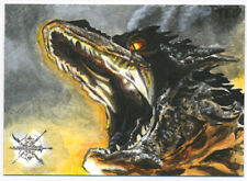 Cryptozoic The Hobbit Battle of Five Armies Sketch Card AP Ted Dastick Jr. 1/1