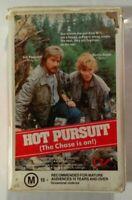 Hot Pursuit VHS 1984 Pilot Film Kenneth Johnson Keane Pierpoint RocVale Large