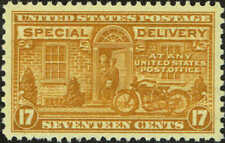 #E18 1944 17c SPECIAL DELIVERY ISSUE MINT-OG/NH--VF/XF