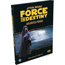 Star Wars RPG: Force and Destiny - Unlimited Power Hardcover SWF52