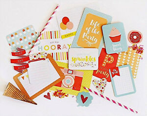 PROJECT LIFE  [SPRINKLES]  Value Kit   ( 125 Cards & Die-Cuts)  Save 60%