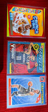 20-21 Donruss Trae Young 3-Card Lot: Silver Marvels, Silver Crunch & Craftsmen