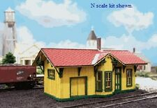 Blair Line N Scale Laser Cut Wood Boston Depot 093