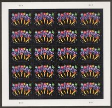 US 5019 Neon Celebrate forever sheet S1111 (20 stamps) MNH 2015