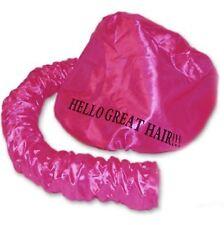 Sleep-In Rollers Hair Dryer Hood