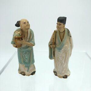 Vintage Chinese Standing Mudman