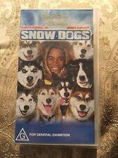 Walt Disney - Snow Dogs - Brand New VHS Movie