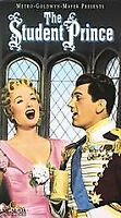 The Student Prince VHS 1954 Edmund Purdom Ann Blyth CinemaScope Ansco Color