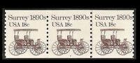 US #1907   Plate #7   // MNH OG Plate Number Coil Strip [PNC3]