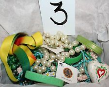 Fashion Jewelry Mixed Lot -Box #3