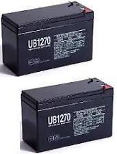 Battery 12 v 7ah 20 hr 12v7ah electric scooter sla sealed free shipping