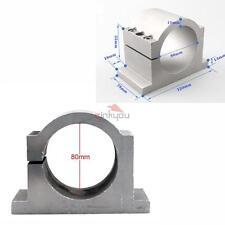 Spindle Motor Mount Bracket Clamp 80mm Diameter esp