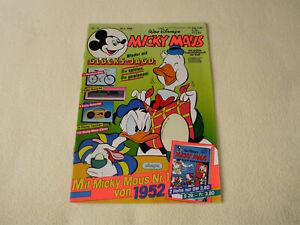 """Comic """"Micky Maus"""" Heft Nr. 14 vom 30. März 1988 - Ehapa-Verlag -"""