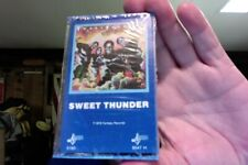 Sweet Thunder- self titled- 1978- sealed cassette tape