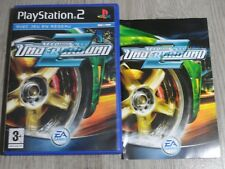 NEED FOR SPEED UNDERGROUND 2 PLAYSTATION 2 PS2