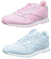 Reebok Classic Womens Trainers Reebok Classic Leather Girls Sports Shoes Trainer