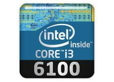Intel® Core™ i3-6100 Processor (3M Cache, 3.70 GHz) Skylake - Desktop *CPU Only*
