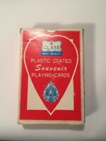 Plastic Costed Playing Cards A Class Florida Souvenir Vintage